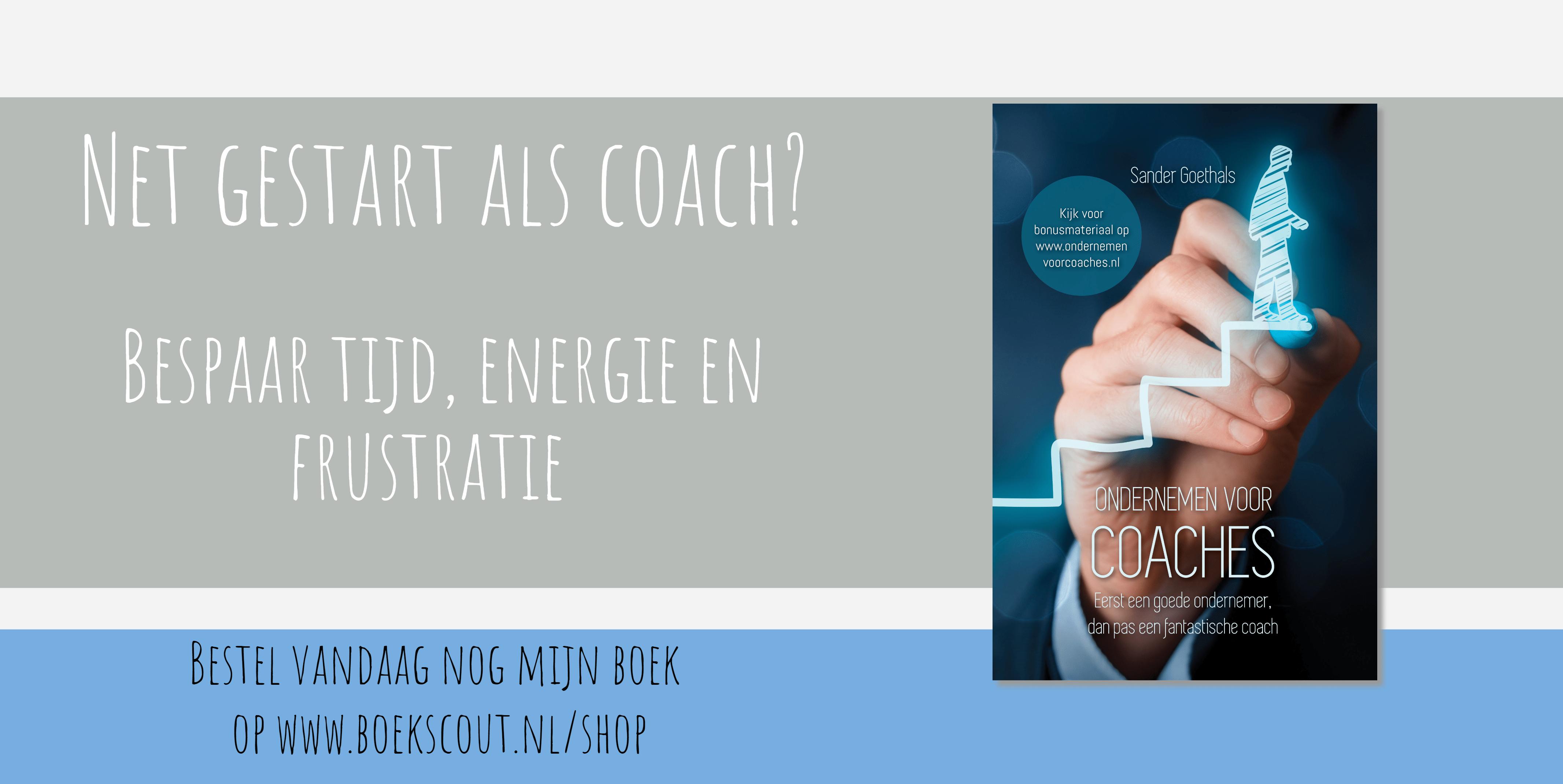 werken als coach